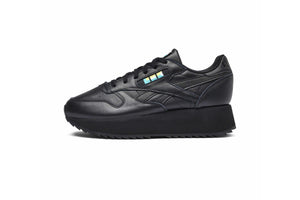WMNS Reebok x Gigi Classic Leather Double - Black