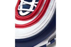 Nike Air Max 97 'USA' - White/Obsidian/University Red