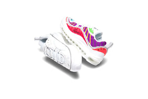 WMNS Nike Air Max 98 LX - White/Multi-Color