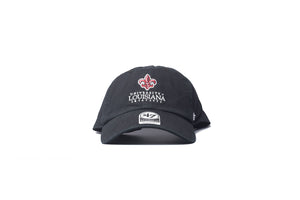 47 Brand Ragin Cajun Cap - Black