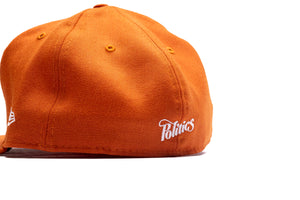 Politics New Era 'P' 59Fifty Fitted - Flight Orange