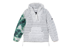 Nike x Stussy Insulated Jacket - White/Gorge Green