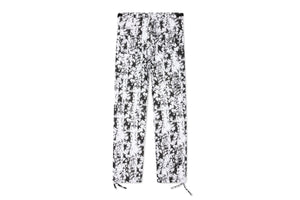 Pleasures MOMA Cargo Pants - Black/White