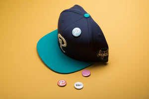 Sneaker Politics Buttons - Multicolor