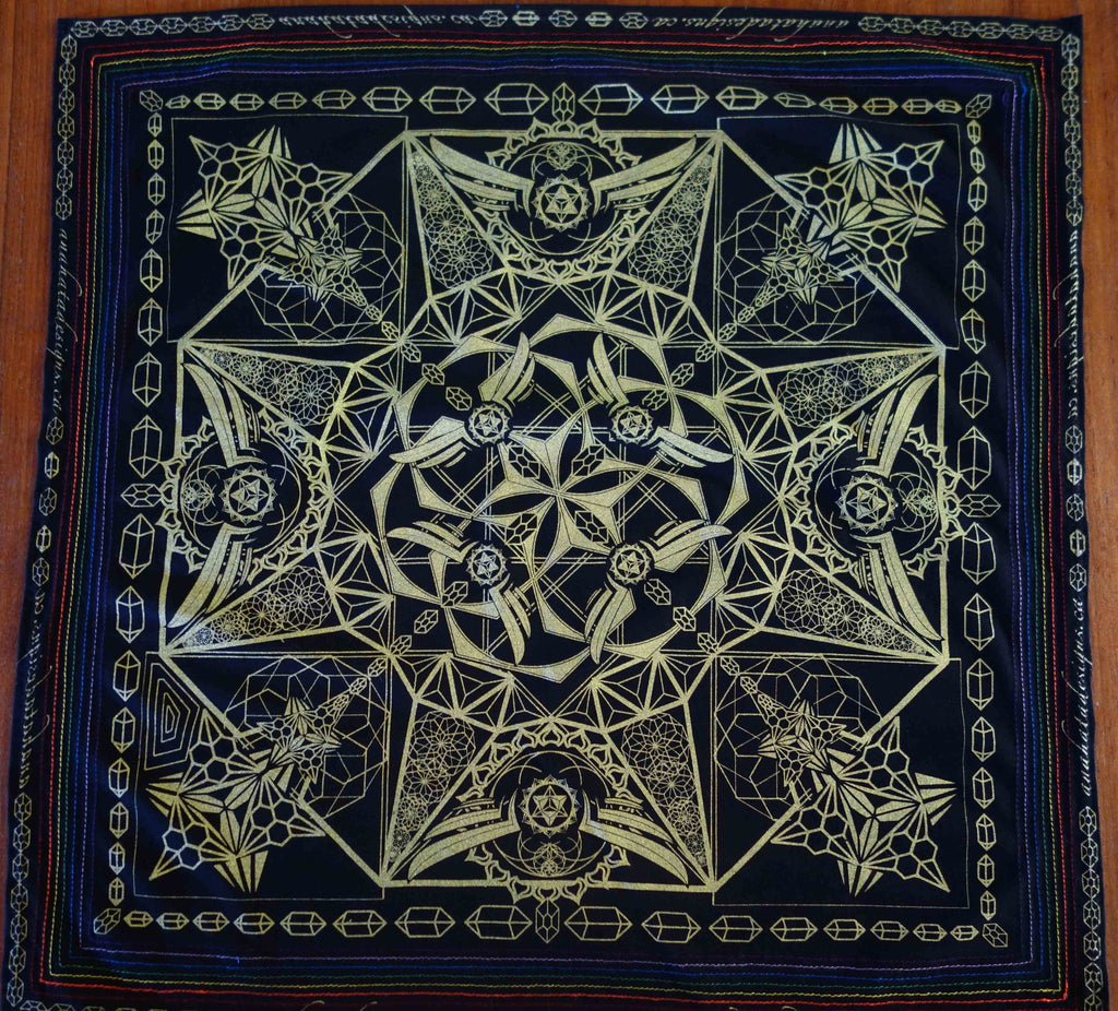 loomed from wool inspirational pedal rug carpets of guatemala sacred geometry