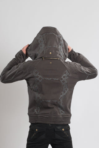 Honeycomb Hexa Jacket - anahata designs