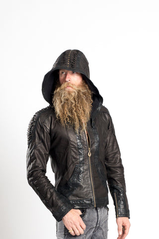Singularity Mens cut jacket - anahata designs