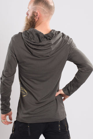 Vajra Long-sleeve shirt - anahata designs