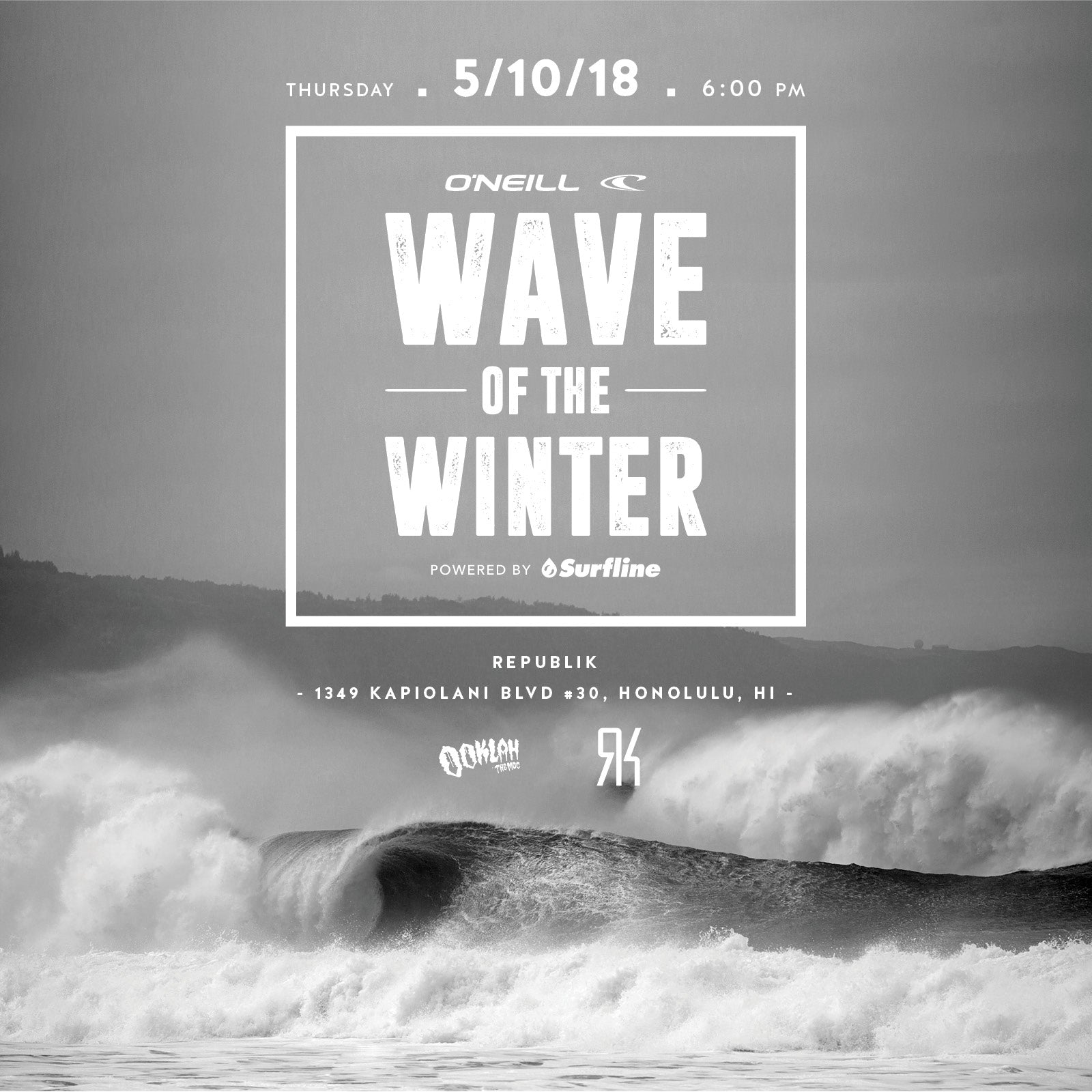 "O'Neill Presents ""Wave of the Winter"" The Movie"