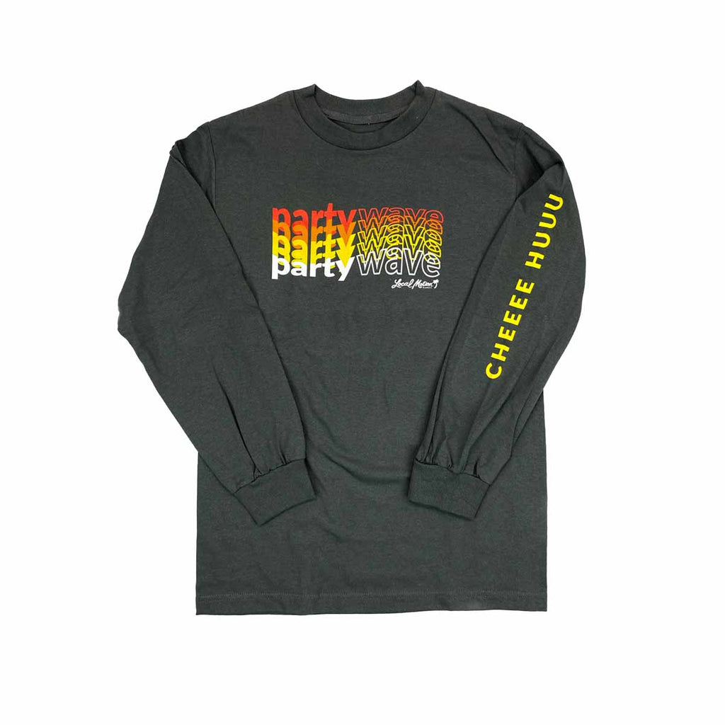 ALL ABOARD LONG SLEEVE (SML21212)