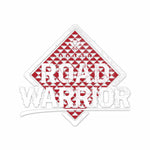 ROAD WARRIOR DECAL (ADROAD)
