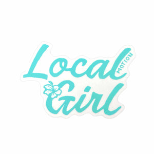 LOCAL GIRL DECAL (DECGIRL)