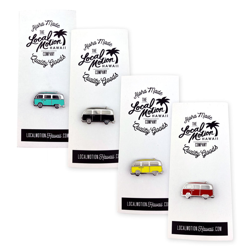 VW ENAMEL PIN (ACPIN04)
