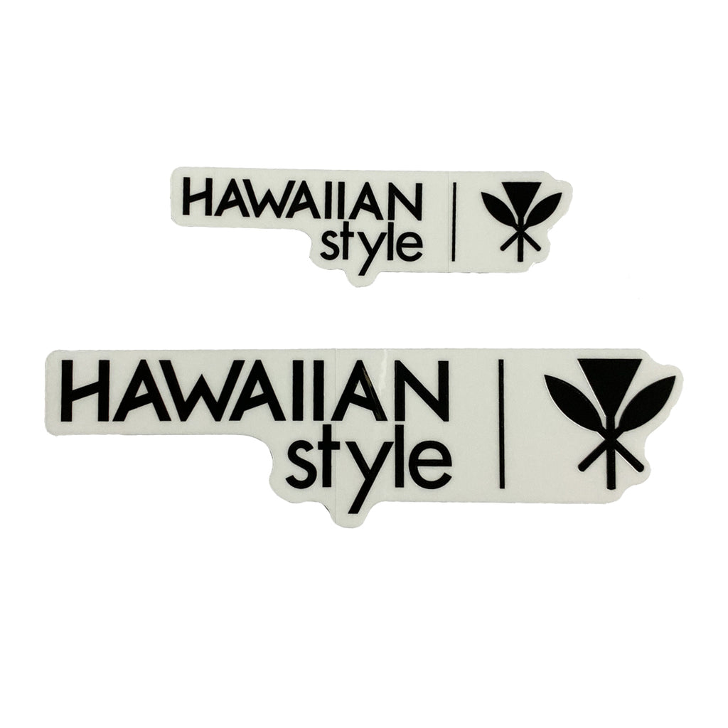 MODERN HAWAIIANS DECAL (ADMODA/ADMODB)
