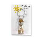 PASHUN GLASS BOTTLE KEYCHAIN (ACGP1902)