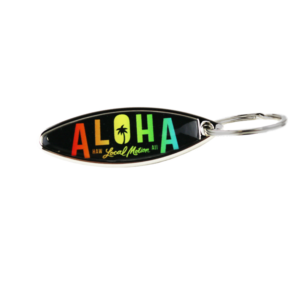 ALOHA MADE CHROME BOTTLE OPENER (ABTLMH191)