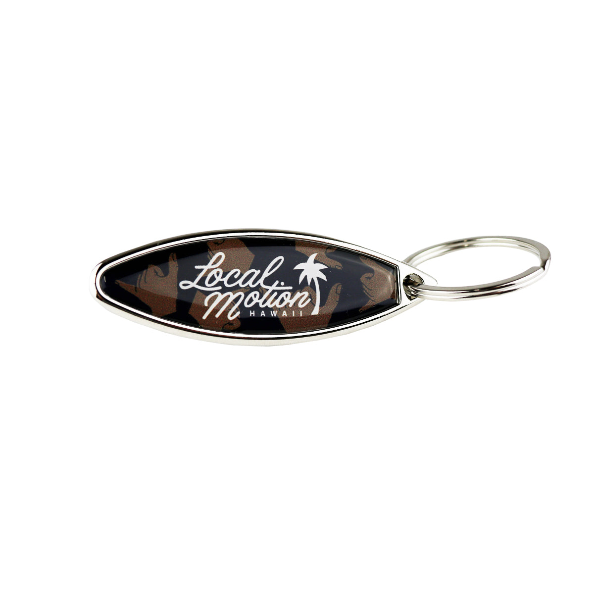 SHAKA CHROME BOTTLE OPENER (ABTLMH192)
