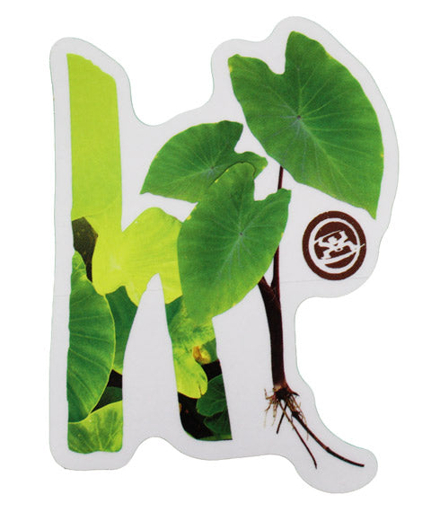 TARO GROWN DECAL (AD5422)