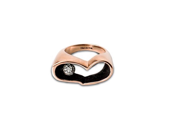 i love me ring (diamonds)