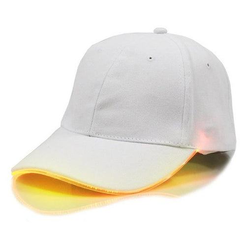 Led Light Party Cap