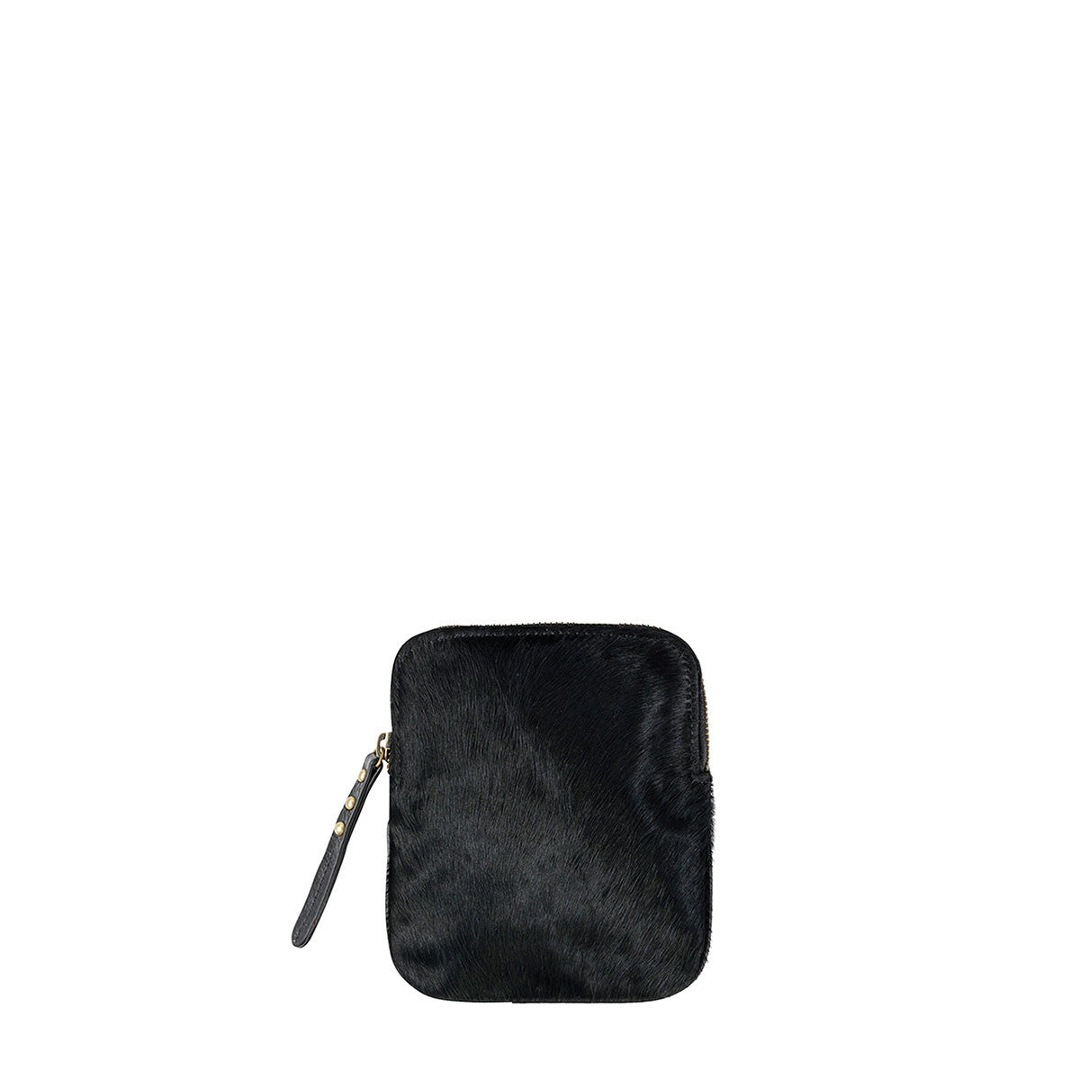 LAW OF THE WILD - Interchangeable Black Cowhide Pouch (only)