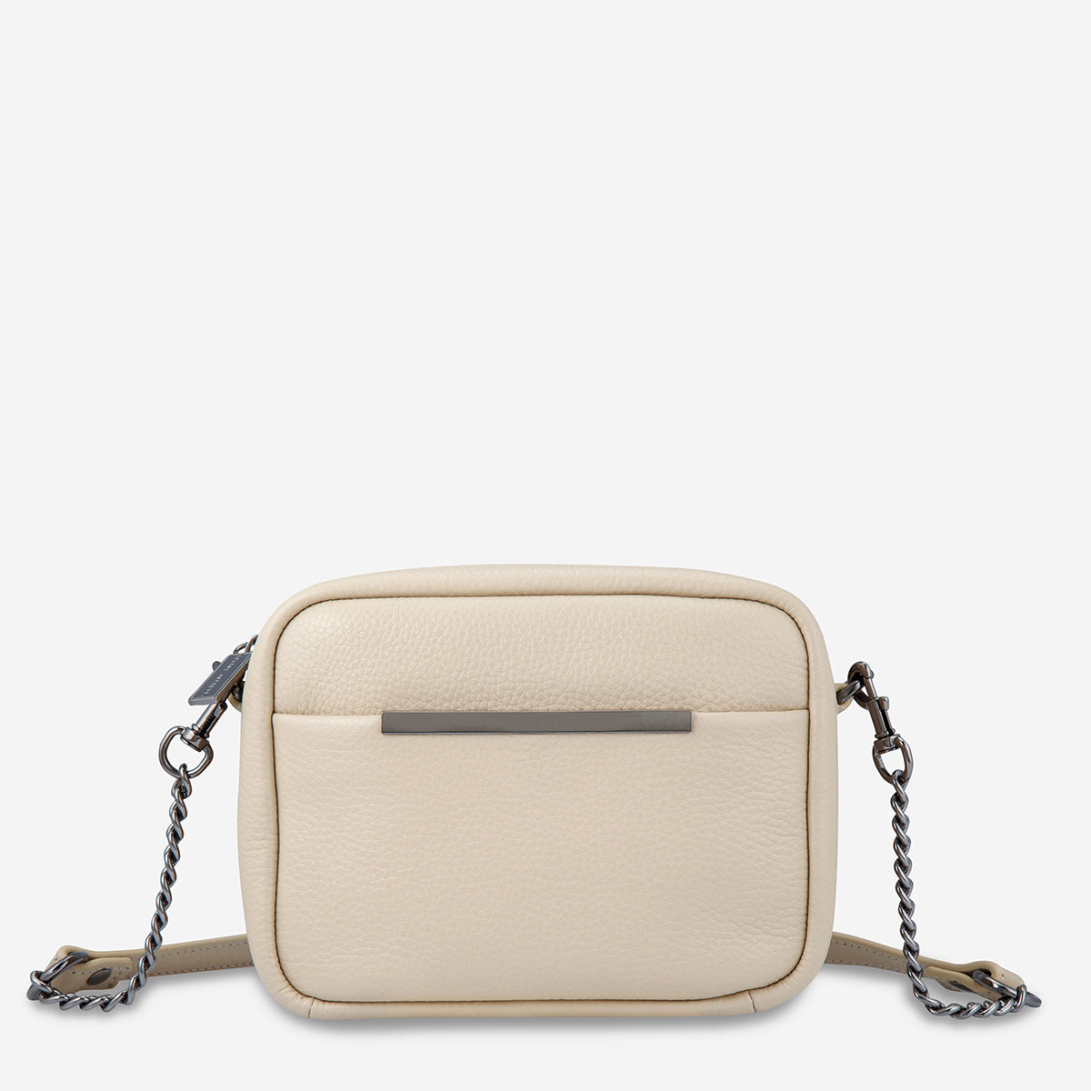 Status Anxiety Cult Crossbody Bag - Nude