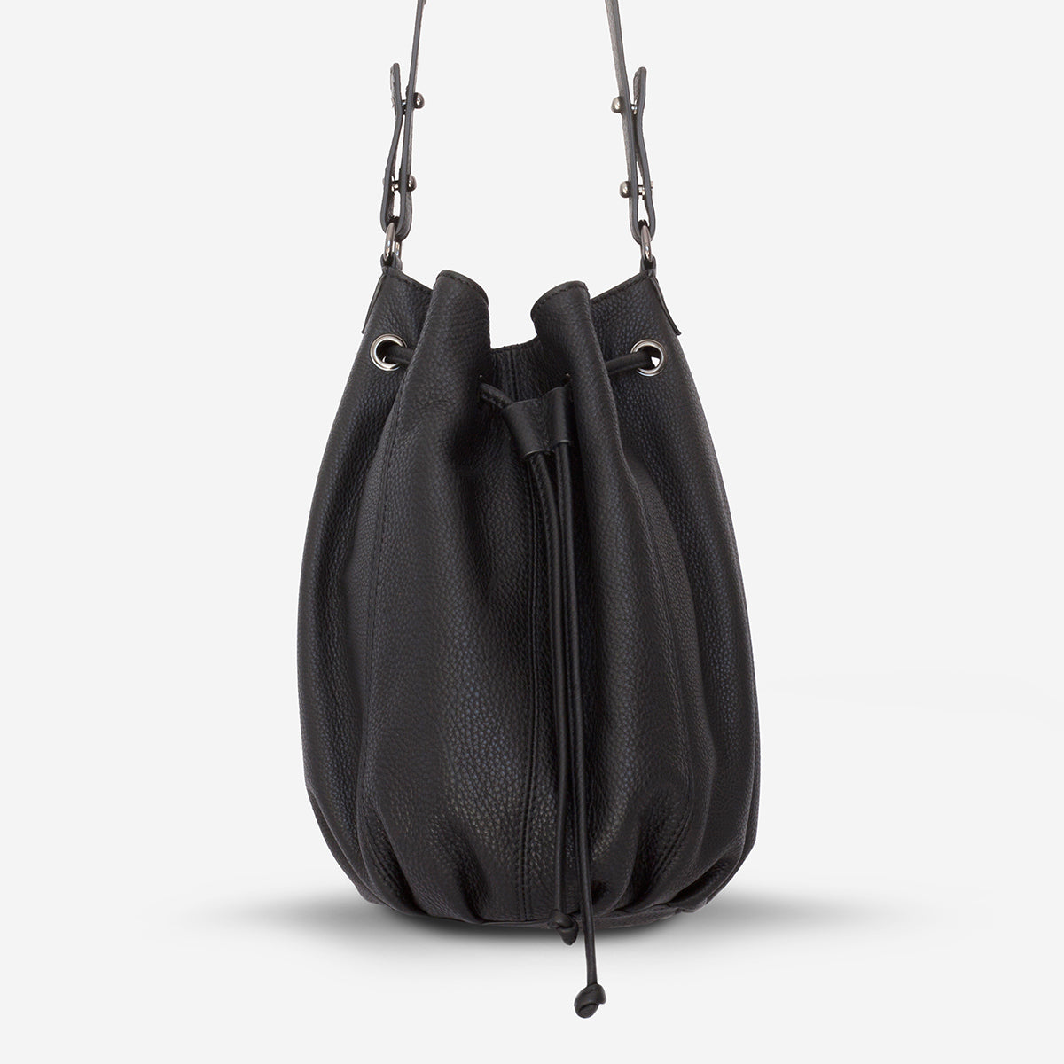 Status Anxiety Distant Lover Bucket Bag - Black