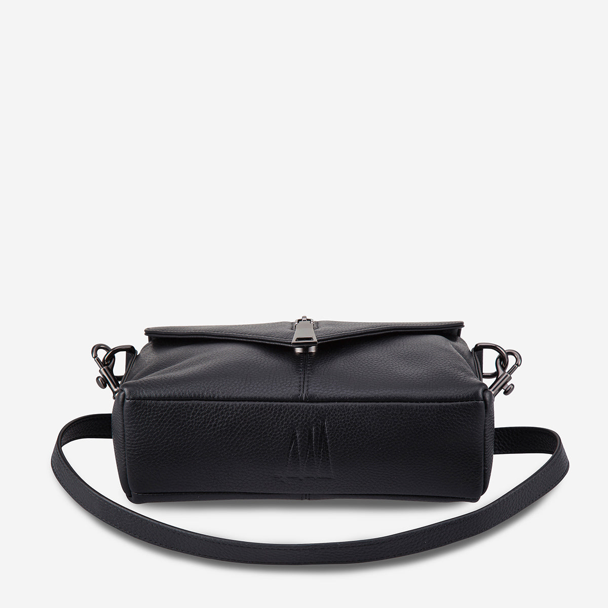 Status Anxiety Exile Crossbody Bag - Black