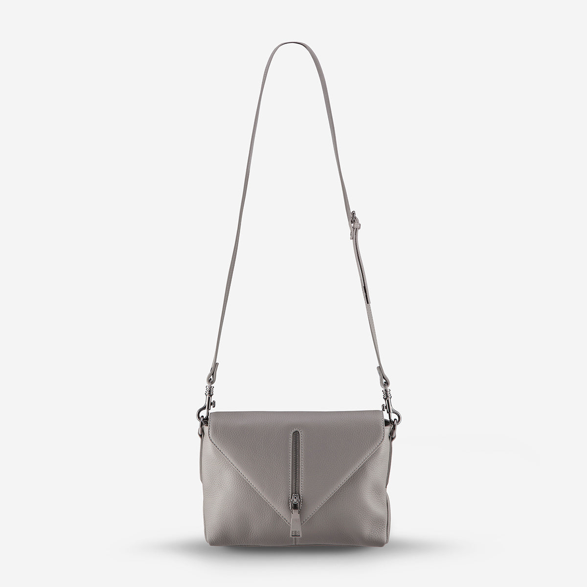 Status Anxiety Exile Crossbody Bag - Grey