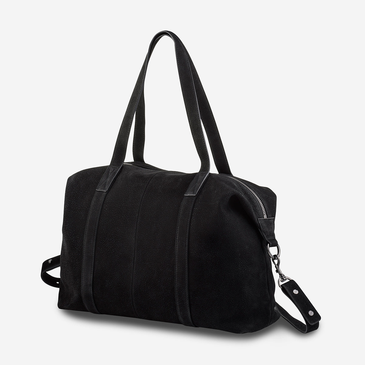 Status Anxiety Fall Of Hearts Leather Bag - Black