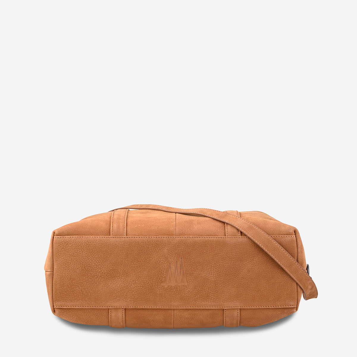 Status Anxiety Fall Of Hearts Nubuck Leather Bag - Tan