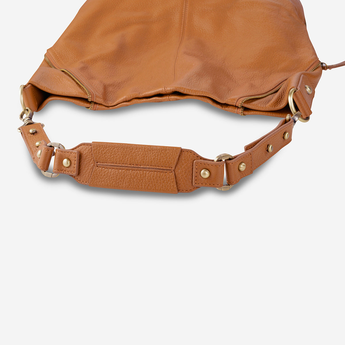 Status Anxiety The Lair Women's Leather Bag - Tan