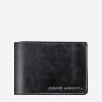 Status Anxiety Perez Leather Wallet - Black