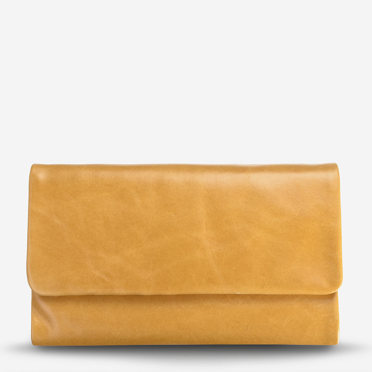 Status Anxiety Audrey Leather Wallet - Tan