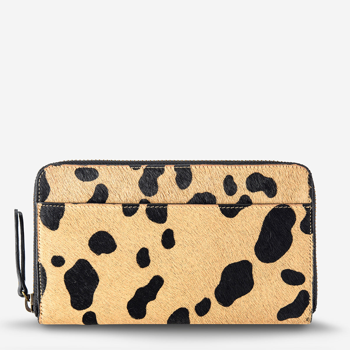 Status Anxiety Delilah Travel Wallet - Wild Cat