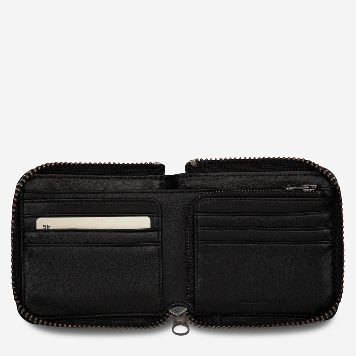 Status Anxiety The Cure Wallet - Black