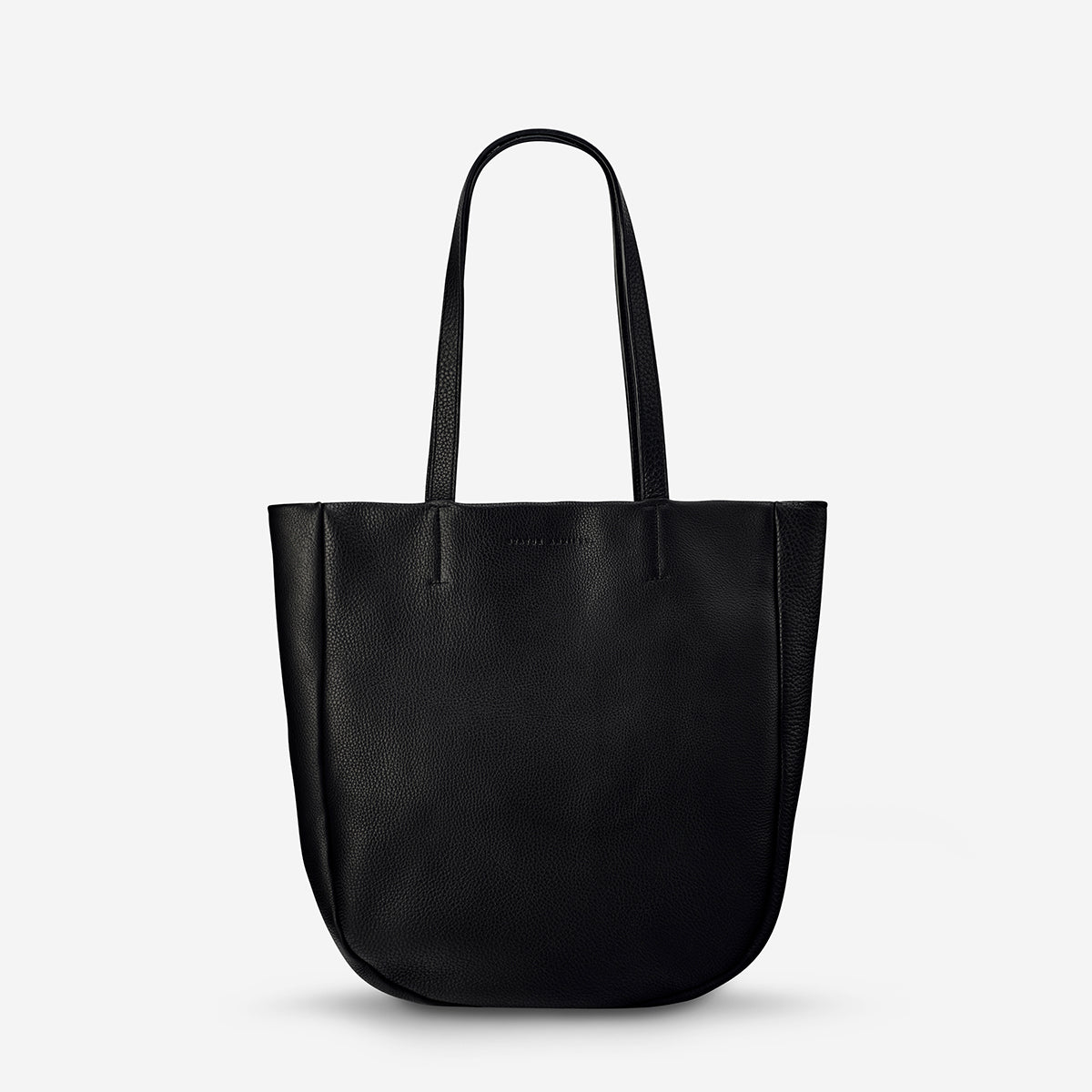 APPOINTED - black · Status Anxiety Appointed Women s Large Leather Tote Bag  - Black ... f24b36e95be2f
