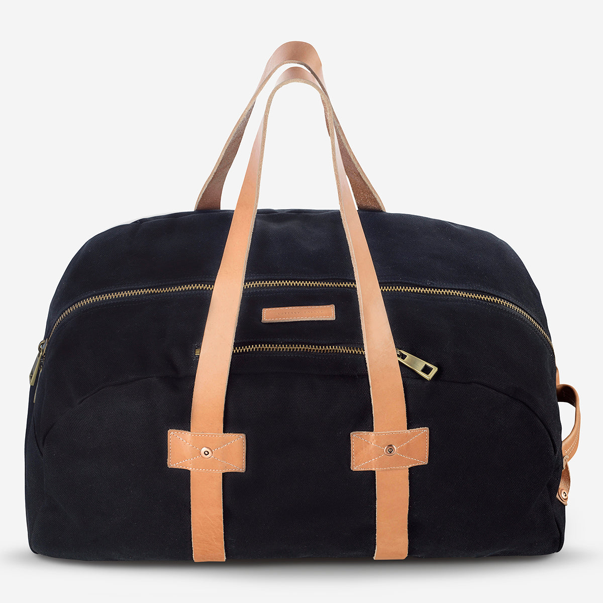 Status Anxiety Fat Of The Land Duffle Bag - Black
