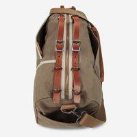 Status Anxiety The Forgotten Many Duffle Bag - Green