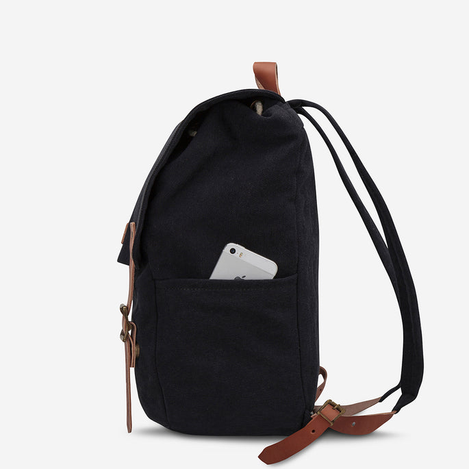 Status Anxiety Matter Of Backpack - Black
