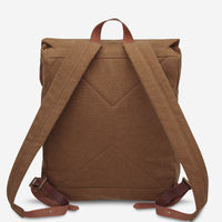 Status Anxiety Matter Of Backpack - Camel