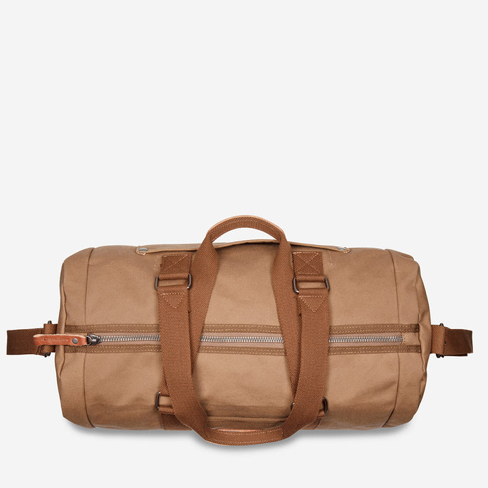 Status Anxiety No Limits Duffle Bag - Camel