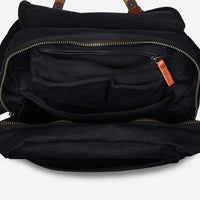 Status Anxiety Rebellion Backpack - Black