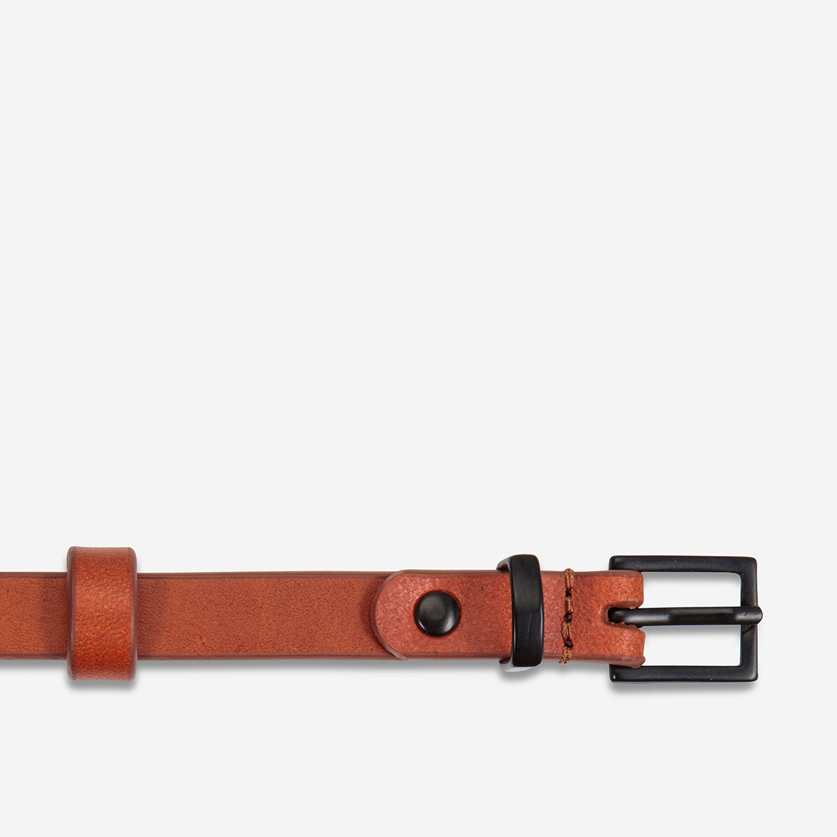 Status Anxiety One Little Victory Women's Leather Belt