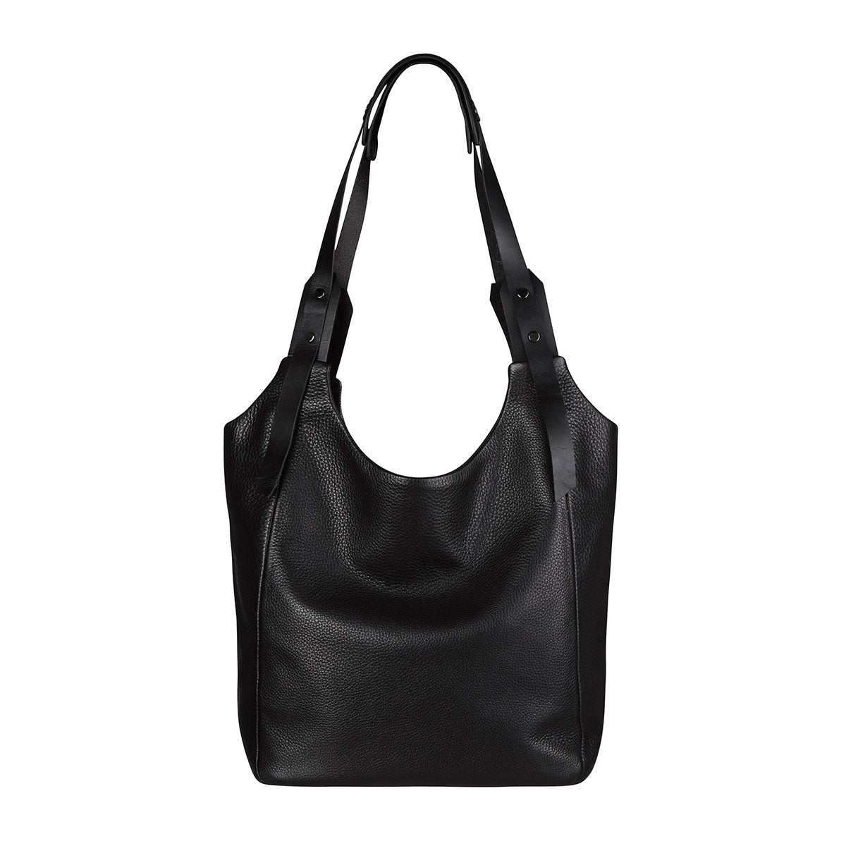 ... Status Anxiety Because The Night Leather Bag - Black ... 734fd4ffb4ec5