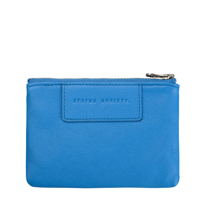 Status Anxiety Anarchy Wallet - Surf Blue
