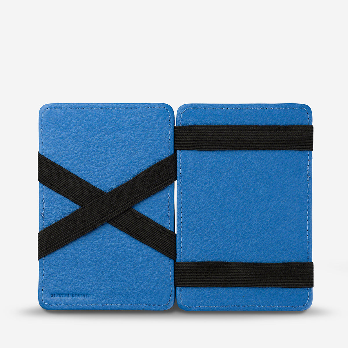 Status Anxiety Magic Flip Wallet - Surf Blue