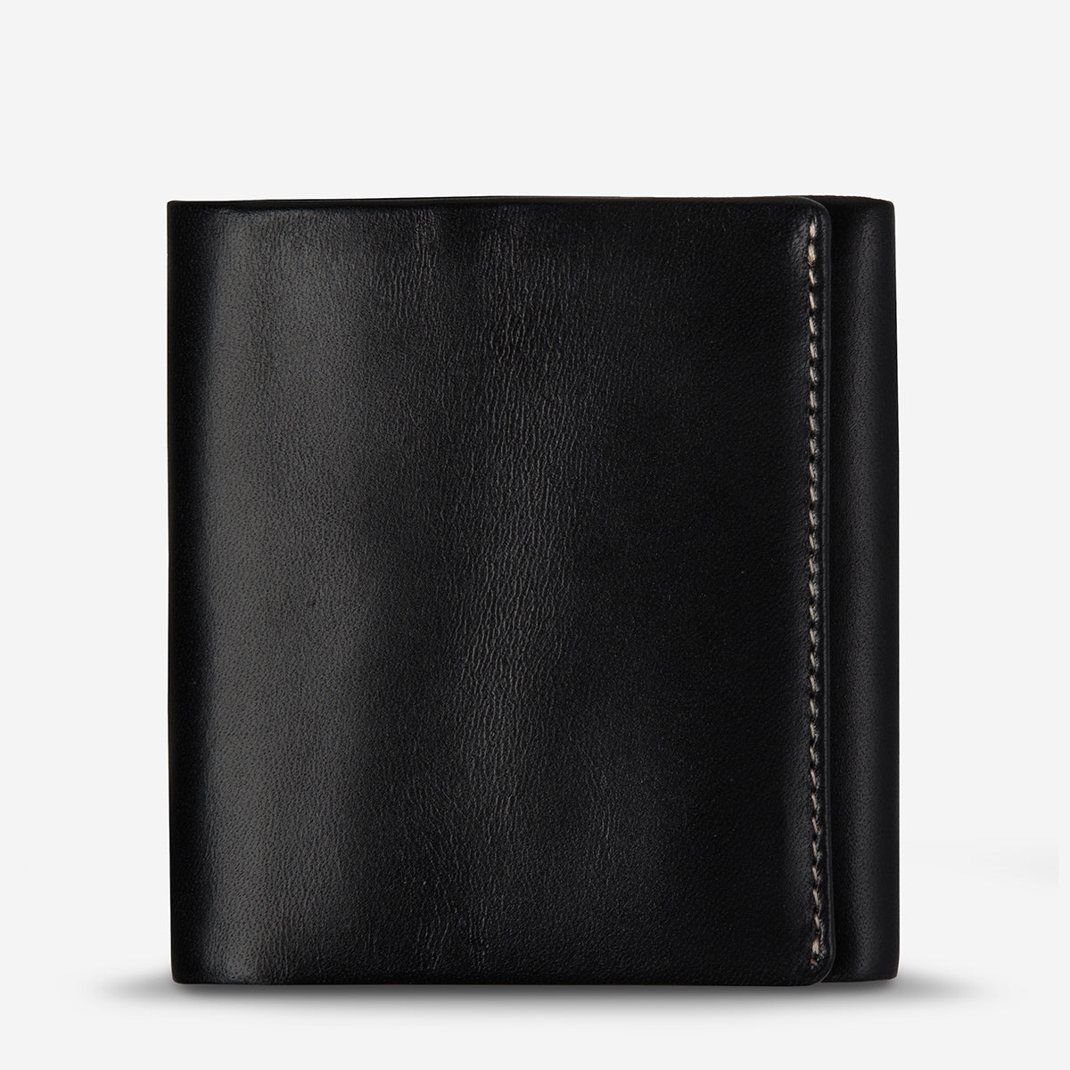 Status Anxiety Vincent Leather Wallet - Black