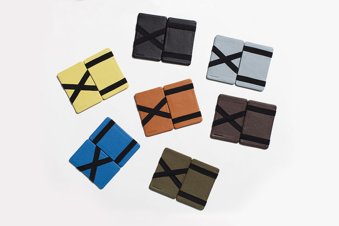 Status Anxiety Magic Flip Wallet