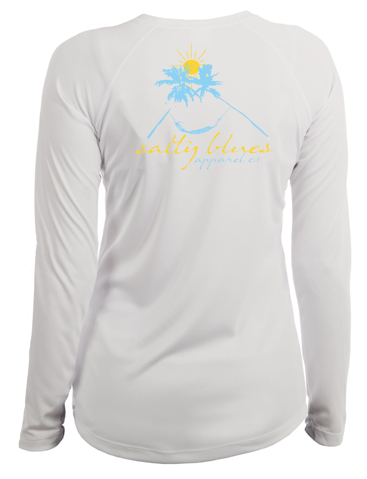 Hammock Sunset Women's Performance - Women's Performance Shirt - Latitudes & Attitudes LLC